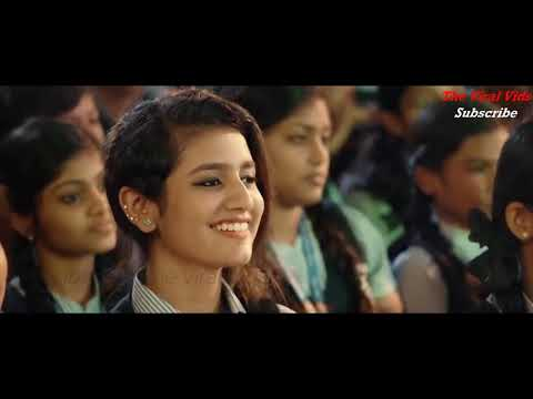 Download Priya Prakash Varrier   Mere Rashke qamar Full HD video song HD Mp4 3GP Video and MP3