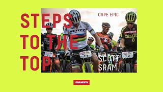 Steps to the Top - Cape Epic