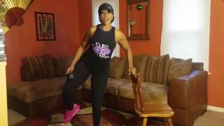 Home Butt Workout - Full Length 10 minutes