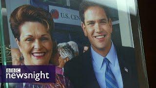 The Marco Rubio story - BBC Newsnight