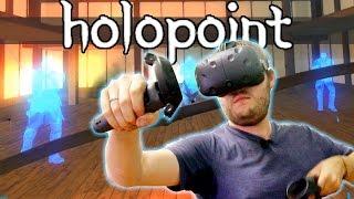 VR Samurai Archer - Holopoint