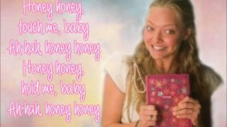 Mamma Mia The Movie-Honey Honey-Lyrics Video (full song)
