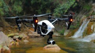 DJI Inspire 1 (大疆悟)航拍飞行器无人机体验[WEIBUSI工作室出品]