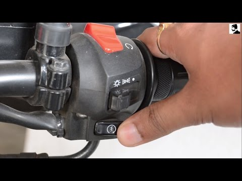 How to Start your Motorcycle || FINE-C Process || Yamaha FZ-S V2.0
