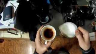 POV Home Barista Latte Art(Swan).