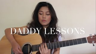 Daddy Lessons by Beyonce | Chenza (Cover)