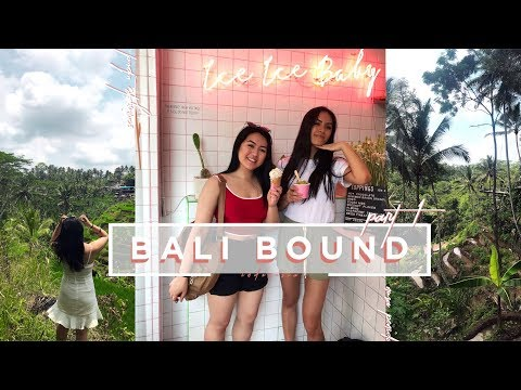 TWO WEEKS IN BALI VLOG ∙ PART I Seminyak Ubud Nusa Lembongan