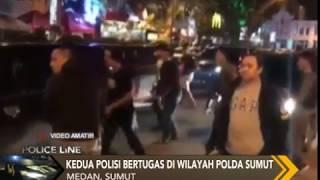 Video Amatir Detik-detik Polda Sumut Menangkap Komplotan Pengedar Narkoba - Police Line 08/12