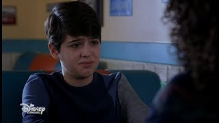 Andi Mack  - Cyrus is GAY - Hey, Who Wants Pizza? - Clip
