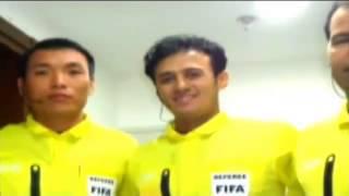 حكم سعودي يقود مباريات الدوري الصيني