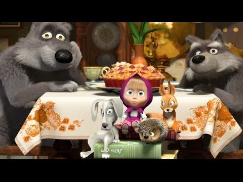 Маша и Медведь Masha and The Bear Дышите Не дышите 22 Серия