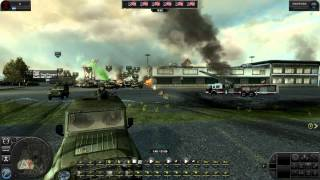 World in conflict Soviet victory fan made ( kinda classic game from 2007/2009)