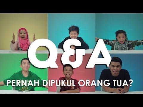Gen Halilintar Q&A: Pernah Dipukul Orang Tua?