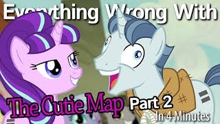 (Parody) Everything Wrong With The Cutie Map #2 in 4 Minutes