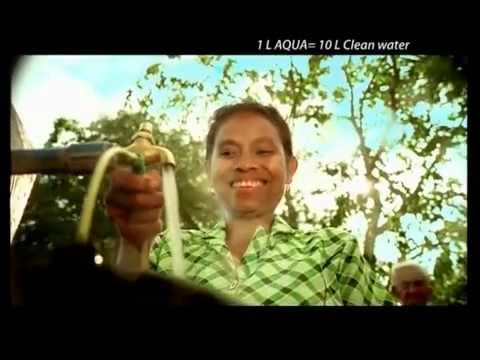 Danone Aqua SUS Sumber air sudekat