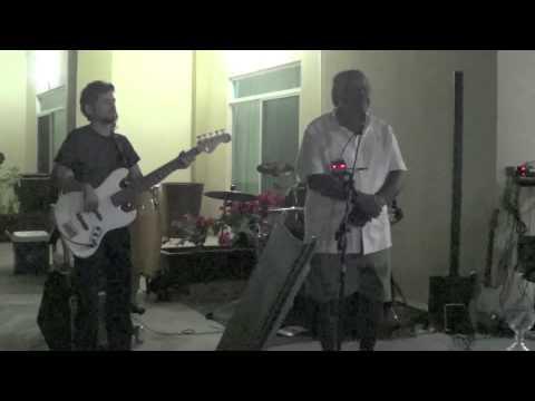 The Chido Rivera Band Live in Barra de Navidad