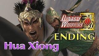 Dynasty Warriors 9 Hua Xiong Ending The Frozen Cup