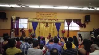 Cedar Rapids Brahmotsvam 2017 - Ciya performance
