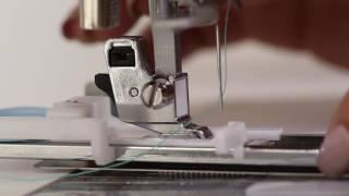 SINGER® LEGACY™ C440Q Quilting Machine - Buttonholes