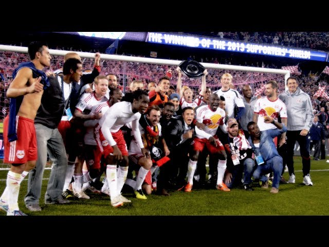 RBNY Wins 2013 Supporters Shield