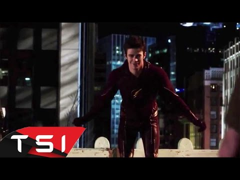 The Flash Season 1 Gag Reel Bloopers