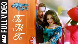Tu Hi Tu Full Video Song | Mehrunisa V Lub U || Danish Taimoor, Sana Javed, Jawed sheik