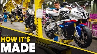 BMW S1000RR + Bikes Production Line - HOW IT