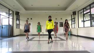 Line Dance - Flaslight Walkthrough - Vita Listiyowati