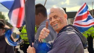 """Britain First: The """"most dangerous far-right party""""?"""
