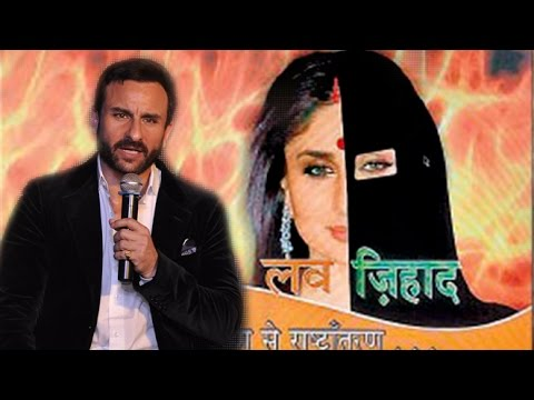 Xxx Mp4 Saif Ali Khan S SHOCKING Reaction On Kareena S Love Jihad Poster 3gp Sex