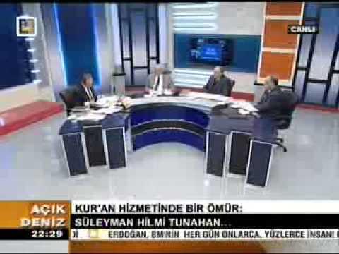 2 14 Açık Deniz Süleyman Hilmi Tunahan Hazretleri anma programı 13.10.2012