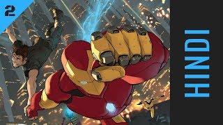 Marvel CIVIL WAR II   Episode 02   Marvel Comics in Hindi