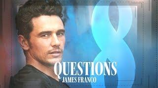 James Franco talks