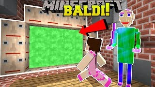 Minecraft: PORTAL TO BALDI