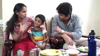 Tamil Short Film - Vanjaram (HD) Cute Family Story...