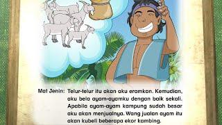 Cerita Rakyat - Mat Jenin