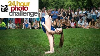 WORLD RECORD 24 Hour Photo Challenge with RYBKA TWINS and Epic Guest Stars