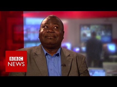 Guy Goma Greatest case of mistaken identity on live TV ever BBC News