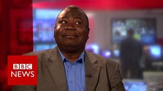 Guy Goma: 'Greatest' case of mistaken identity on live TV ever? BBC News