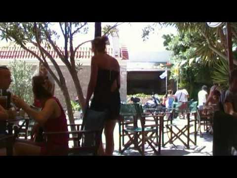 Coffeshop Kafeneio Matala Crete