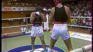 Szikora István (Bunyós Pityu) vs Andreas Schnieders box