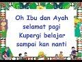 Download Pergi belajar lirik - lagu anak - cipt ibu sud - musik pompi s