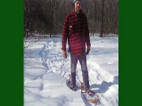 Snowshoe Types Review & Compare: Traditional Wood *floats*! (Part 2 of 3)