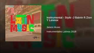 No Es Justo - instrumental - Style -J Balvin ft Zion Y Lennox