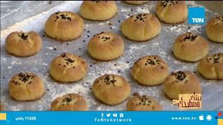 """طريقة عمل """"خبز بدقيق الذرة"""" مع الشيف جلال فاروق"""