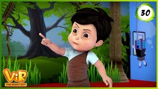 Vir: The Robot Boy   Drama Competition   Action Show for Kids   3D cartoons