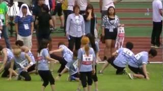 110827 infinite BTD Scorpion Dance , L & Songjong Cute Couple!