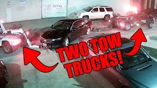 Tow Truck Team nabs Two Chevys