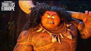 VAIANA Primer Tráiler de la nueva película animada de Disney