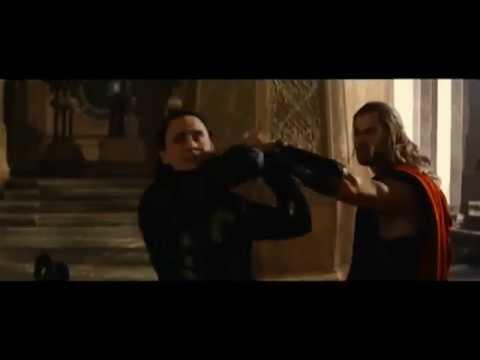 EXTENDED Thor: The Dark World Deleted Scene - No Killing